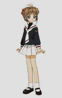 School Uniforms - Cardcaptor Sakura Wiki