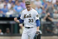 Mets dejando en 2 hits a White Sox con gran labor de Matt Harvey.