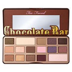 Too Faced - Chocolate Bar Eyeshadow Palette