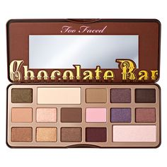 TOO FACED Chocolate Bar Eyeshadow Palette from MECCA MAXIMA $70.00