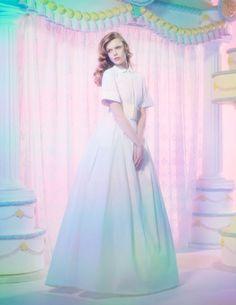 Frida Gustavsson 'Moon Dust Is Icing Sugar' Editorial Spring 2012