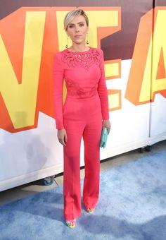 In Photos: MTV Movie Awards red carpet