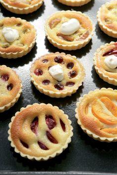 Mini Fruit Tarts   Huletts Sugar