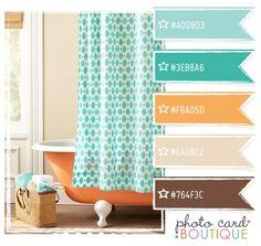 Color Crush Palette · 5.4.2012 - Photo Card Boutique, LLC