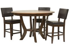 Beau Shop For Tennessee Enterprises Round Table, And Other Dining Room Dining  Tables At Bears Furniture In Franklin, PA.