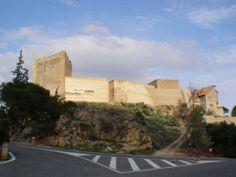 Castillo de la Mola Novelda.