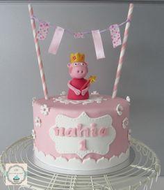 """Tarta """"Princes Pepa Pig"""""""