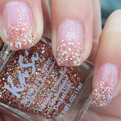 girly nails... Maybe for my wedding...