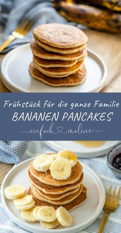 Food Inspiration, Clean Eating, Food And Drink, Sweets, Healthy Recipes, Baking, Breakfast, Desserts, Foodblogger