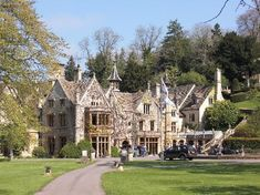 The Manor House Hotel and Golf Club, Castle Combe Picture: The Manor House Hotel - Check out Tripadvisor members' candid photos and videos. Manor House Hotel, Manor Houses, Future House, My House, Castle Combe, Luxury Life, Palaces, Spam, Architecture