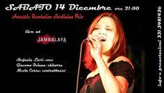 Sul palco del Jambalaya la vocalist Stefania Liori col suo trio propone un progetto nato da una grande passione per la musica e le belle canzoncine della radio.  #ConcertiCagliari #SpettacoliCagliari