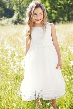 Buy Ecru Sash Bridesmaid Dress (3mths-16yrs) online today at Next: United States of America