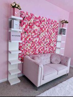 Room Ideas Bedroom, Girl Bedroom Designs, Bedroom Decor, Beauty Room Salon, Makeup Beauty Room, Beauty Salons, Beauty Bar, Esthetics Room, First Apartment Decorating