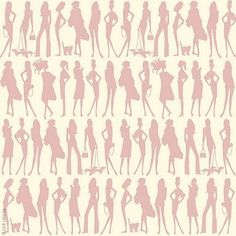 Bond girls wallpaper.