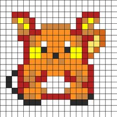 Search Results: Chibi Bead Patterns Kandi Patterns, Hama Beads Patterns, Beading Patterns, Quilt Patterns, Hama Beads Pokemon, Easy Pixel Art, Perler Bead Templates, Dragons, Beaded Cross Stitch