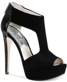 142cb6fb7c40 MICHAEL Michael Kors Leighton Platform Sandals Women s Shoes Michael Kors  Satchel