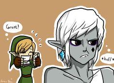 Link's Revenge by Zii-94.deviantart.com on @deviantART