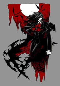 All Anime, Anime Guys, Anime Art, Anime Stuff, Fanarts Anime, Anime Characters, Angel Wings Drawing, Hellsing Alucard, Arte Dc Comics