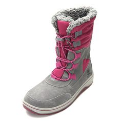 dc0cd7e087 Timberland Kids Winterfest Waterproof Insulated Boot TB0A13O3065 Grey US 4Y  -- Want to know more