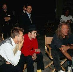 Vincent Paterson, Michael Jackson, Joe Pytka