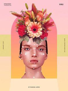 """por Magdiel Lopez, """"Strategy"""". #arte #iconocero"""
