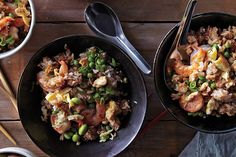Shrimp Fried Rice | Bon Appetit