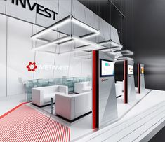 METINVEST Metal Expo on Behance