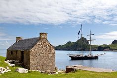 SAIL AWAY to St. Kilda. Board in Ullapool for a truly memorable trip. More info: http://www.wyldeswan.com/scottish-trips/