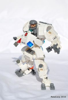 nice lego hard suit.