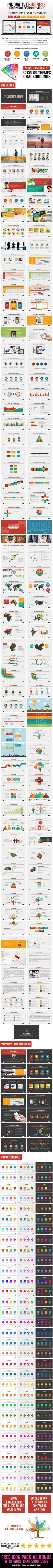 Innovative Business PowerPoint Presentation Template #design Download: http://graphicriver.net/item/innovative-business-powerpoint-presentation/12092867?ref=ksioks