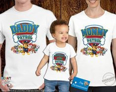 This Paw Patrol Birthday Shirt Paw Patrol family shirts Birthday is just one of the custom, handmade pieces you'll find in our t-shirts shops. 2nd Birthday Shirt, 3rd Birthday Parties, Girl Birthday, Birthday Ideas, Paw Patrol Outfit, Paw Patrol Shirt, Paw Patrol Birthday Theme, Paw Patrol Party, Paw Patrol Birthday Shirts