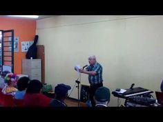 (2) Hélio Militão no Café com Poesia - 78º Edição - 30-01-2016
