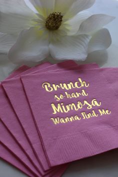 Brunch so hard Mimosa Wanna Find Me beverage cocktail napkin. Perfect for girls … Brunch so hard Mimosa Wanna Find Me beverage cocktail napkin. Mimosa Brunch, Champagne Brunch, Brunch Party, Brunch Wedding, Party Fun, Engagement Brunch, Party Hats, Birthday Brunch, Birthday Dinners