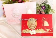 Vivo Bridal - Invitation Card IC-0020