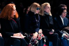 NYFW Daily Debrief: Carolina Herrera