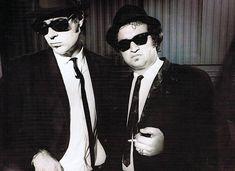 John Belushi and Dan Aykroyd released 'Briefcase Full of Blues' as the Blues Brothers on Nov. Blues Brothers Songs, Blues Brothers Costume, Blues Brothers 1980, Steve Jordan, Steve Cropper, Soul Songs, Hey Bartender, Movies Box, Album Sales