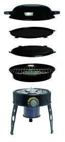 CADAC - Safari Chef Portable Gas Braai -  4kg @R675
