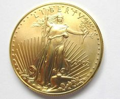 1 ounce $50 American Eagle Gold Coin Bullion 2002 Uncirculated