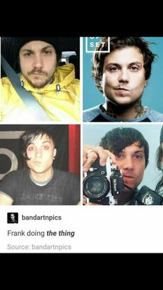 Frank's facial expressions are the best.
