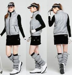 Winter Jackets, My Love, Golf, Fashion, Moda, Winter Vest Outfits, La Mode, Fasion, Fashion Models