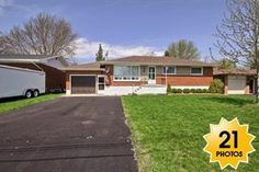 Check out this Brick ranch with attached garage @185 Elm Street, West Lorne