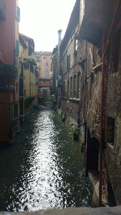 Bologna - Canale delle Moline