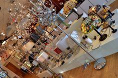 Weybridge Lights Showroom
