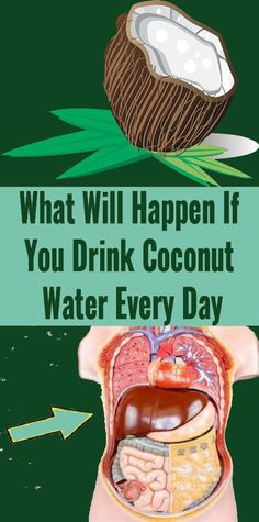 This is What Will Happen If You Drink Coconut Water Every Day For a Month - Vegetarian lifestyle Detox Drinks, Healthy Drinks, Healthy Foods, Healthy Detox, Smoothie Drinks, Beauty Tips Home Remedy, Homemade Beauty Tips, Diy Beauty, Beauty Hacks