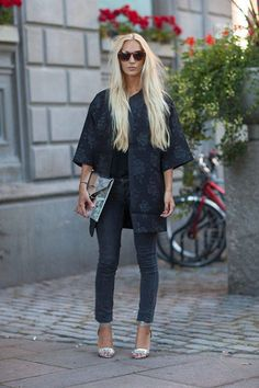 Street Style Spring 2014 - Stockholm Fashion Week Street Style