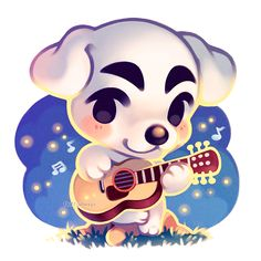 KK Slider from Animal Crossing. Still better music than Justin Bieber, and I don't care what you say