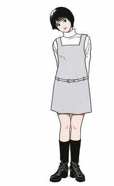 ゲーム「リアルエイジ」キャラクター設定(1997)