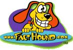 FactHound is an innovative new Web portal designed to provide students with the most accurate and current resources available on the Internet. Students can visit www.FactHound.com and search by book ID number, title, keyword, or ISBN for additional information. FactHound will fetch a list of approved and recommended Web sites matching the search criteria.
