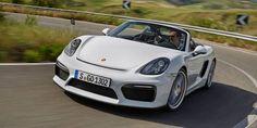 2016 Porsche Boxster Wallpaper