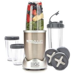Shop - NutriLiving  The 900-watt superfood nutrition extractor    All the benefits of the original NutriBullet and more! With a 900-watt motor and increased capacity, NutriBullet Pro allows you to extract even more nutrients out of your food